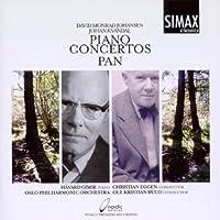 Piano Concertos / Pan by KVANDAL / JOHANSEN (2008-09-22)