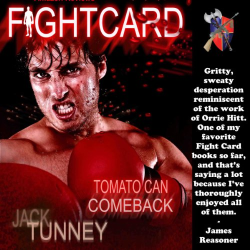 Tomato Can Comeback audiobook cover art
