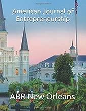american journal of entrepreneurship