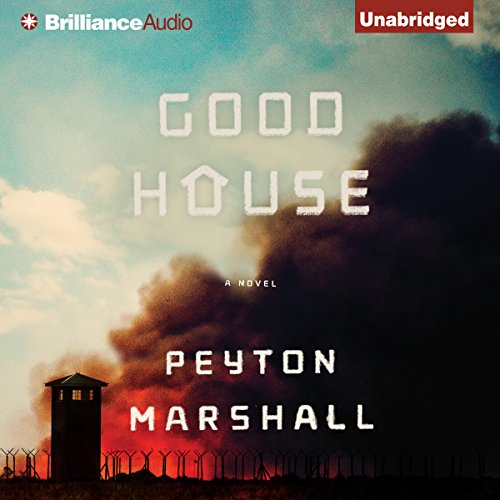 Goodhouse audiobook cover art