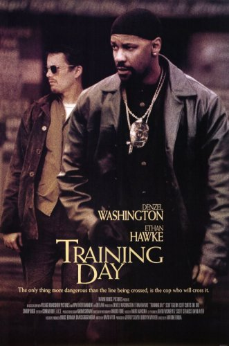 Pop Culture Graphics Training Day (2001) - 11 x 17 - Style A
