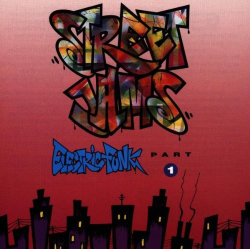 Street Jams-Elec.Funk Vol.1