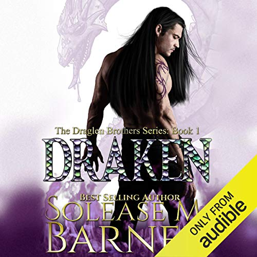 Draken                   By:                                                                                                                                 Solease M Barner                               Narrated by:                                                                                                                                 Tyler Donne,                                                                                        Summer Morton                      Length: 7 hrs and 58 mins     2 ratings     Overall 4.5