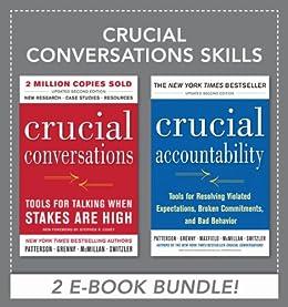 Crucial Conversations Skills by [Kerry Patterson, Joseph Grenny, Ron McMillan, Al Switzler]