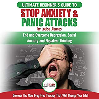 Stop Anxiety & Panic Attacks cover art