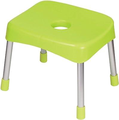 パール金属 風呂 椅子 ワイド 高さ 30cm グリーン バス スツール スタイルピュア 日本製 HB-1254
