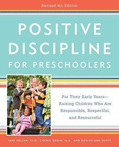 Positive Discipline for Preschoolers Revised 4th Edition For Their Early Years Raising Children product image