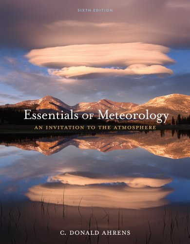 Bundle: Essentials of Meteorology: An Invitation to the Atmosphere, 6th + CourseMate Printed Access Card