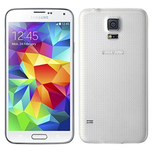 Samsung G901 Galaxy S5 16GB ohne Vertrag shimmery-white