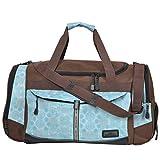 KEANU Sporttasche Adventure Damen Herren ** Viele Fächer z.B. Schuhfach, Seitentaschen,...