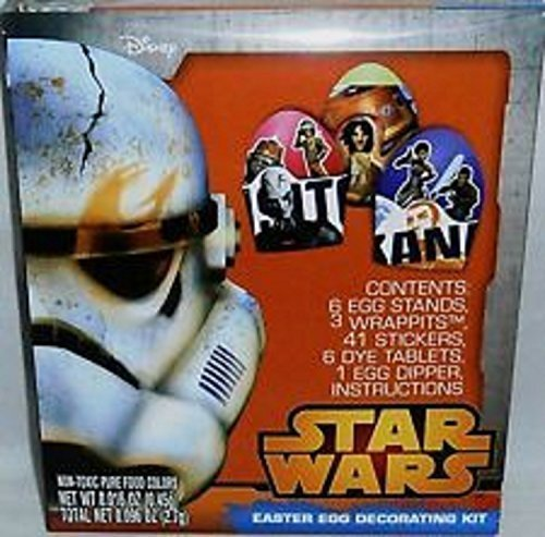 Disney Star Wars Easter Egg Decorating Kit