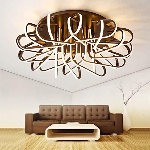 Luces de Techo Led para Sala de Estar de la Habitación Luminaria...