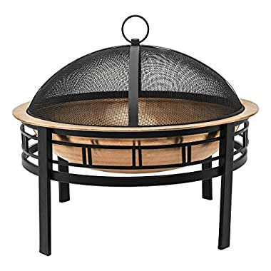 CobraCo Copper Mission Fire Pit FBCOPMISN-C