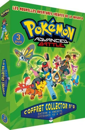 Pokémon Advanced Battle Saison 8 Vol.3 [Édition Collector]