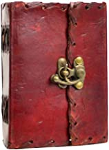 AzureGreen - Small 1842 Poetry Leather Blank Book