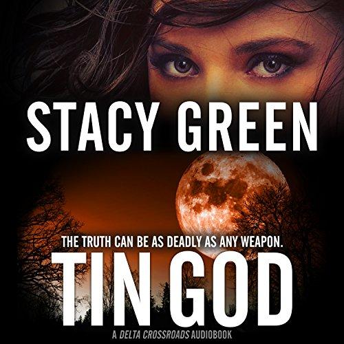 Tin God  audiobook cover art