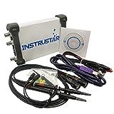 INSTRUSTAR ISDS205B - Analizador de espectro (USB/DDS/barrido/grabadora de datos/osciloscopio digital)
