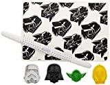 W&P WPSW-BAKE-SET Limited Star Wars Collection 6-Piece Baking Set, Includes Storm Trooper, Darth...