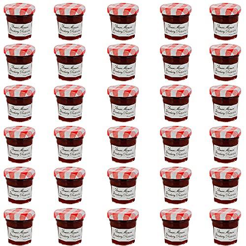 mini jars of jelly - 1