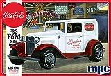 MPC 1932 Ford Sedan Delivery (Coca Cola) 1/25th Scale Model Kit