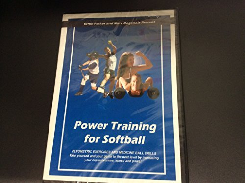 Ernie Parker and Marc Dagenais Present Power Training for Softball- Plyometric Exercises and Medicine Ball Drills