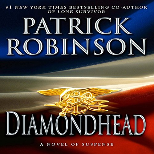 Diamondhead audiobook cover art