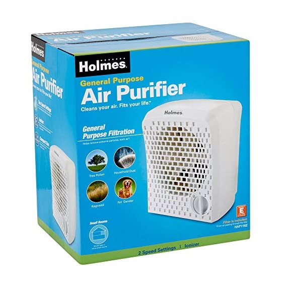 Holmes Air Purifier Hap116z 3 Compact design Ideal for small spaces Indoor air purifier with multi-stage filter