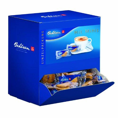 Bahlsen Hit Minis Thekendispenser, 1er Pack (1 x 900 g Behälter)