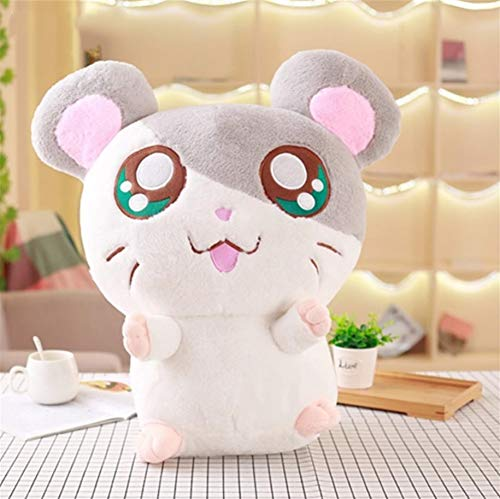 GSDJU Halloween,fêtes,canapé,40cm Hamster Mouse Plush Toy Stuffed Soft Animal Hamtaro Doll Lovely Kids Baby Toy Mickey Mouse Birthday Gift for Children