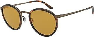 Giorgio Armani AR 101M HAVANA/LIGHT BROWN 50/22/145 men Sunglasses