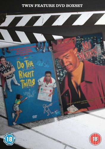 Mo' Money & Do the Right Thing [Reino Unido] [DVD]
