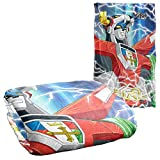 Trevco Voltron Lightning Combine Silky Touch Super Soft Throw Blanket 36' x 58'