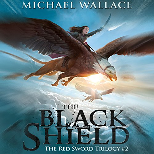 The Black Shield audiobook cover art
