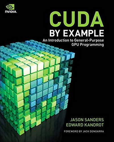 CUDA by Example [Lingua inglese]