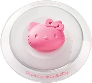 Siliconezone Hello Kitty Cup Lid, Pink
