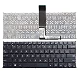 New Laptop Replacement Keyboard for Asus F200 F200CA F200LA F200MA X200 X200C X200CA X200L X200LA X200M X200MA R202CA R202LA US Layout (Black)