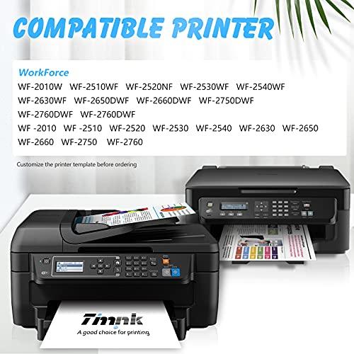 Timink 16 XL Cartuchos de Tinta Reemplazo de Epson 16XL Compatibles con Epson WF-2010 WF-2510 WF-2520 WF-2530 WF-2540 WF-2630 WF-2650 WF-2660 (6 Paquetes)