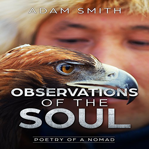 Observations of the Soul: Poetry of a Nomad audiobook cover art