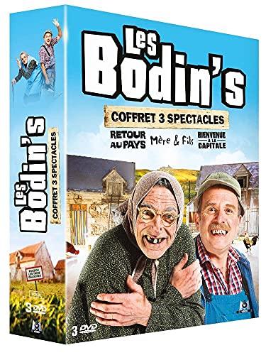 Les Bodin's-Coffret Spectacles
