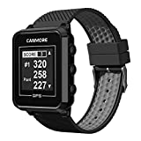 CANMORE TW-353 GPS Golf Watch - Essential Golf Course Data and Score...