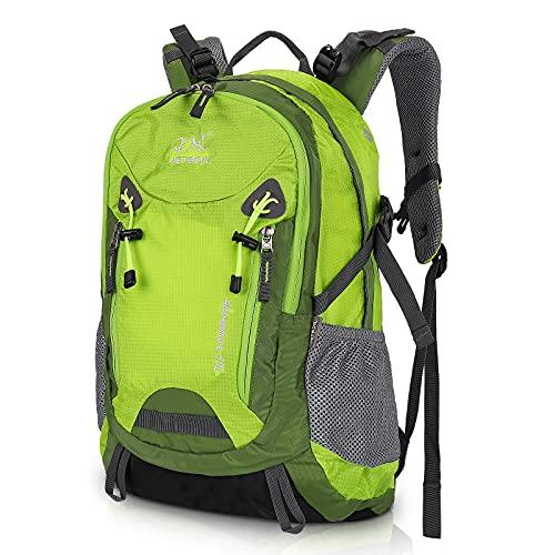 SKYSPER Mochila de senderismo 35 litros Impermeable para Montaña Macuto de Trekking