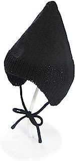 Children-Hat Knitted Beanie Fashion - Girls Boys Knitted Beanie Sharp Pointed Warm Cap