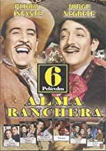 Alma Ranchera (6 Pack) Cartas Marcadas, Si Me Han De Matar Manana, Soy Charro De Rancho Grande, Perjura, Si Adelita Se Fuera Con Otro, Tal Para Cual.
