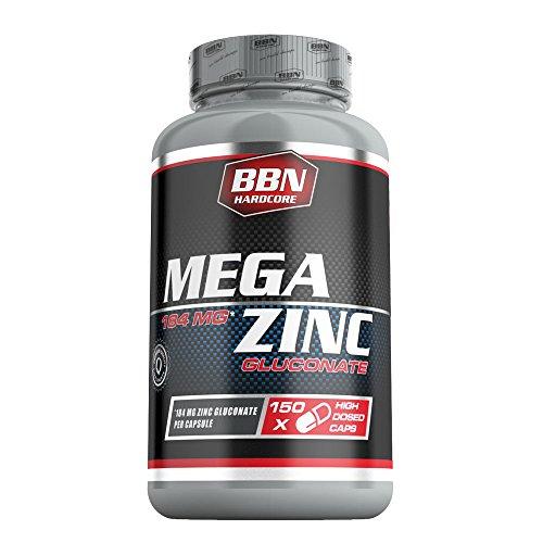 Best Body BBN Hardcore Mega Zinc 150-1 Prodotto