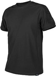 Helikon-Tex Heren Tactisch T-Shirt - TopCool Lite Zwart