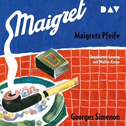 Maigrets Pfeife cover art