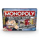 Monopoly - La rivincita dei perdenti (Gioco in scatola, Hasbro Gaming)