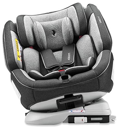Osann One360 Kindersitz Gruppe 0 /1/2/3 (0 – 36 kg), Kinderautositz mit Isofix