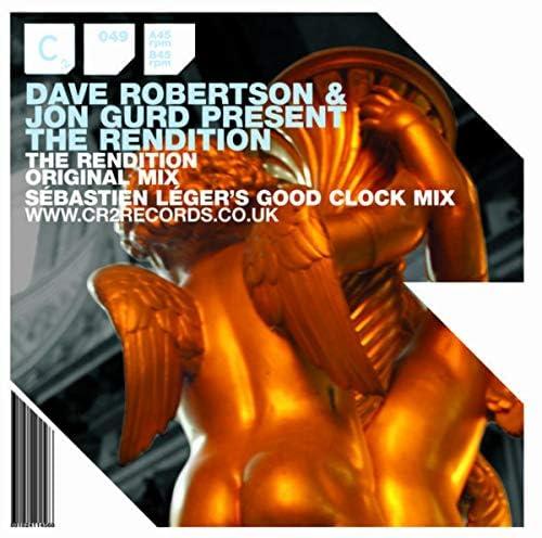 Dave Robertson & Jon Gurd