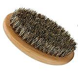 Peines Profesional Barba Peine Set Doble Barba Aceite Cabeza Forma Barba Peine Cepillo Cuidado De La Barba Aceite Herramienta De Cabello